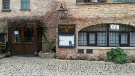 restaurant Peratallada
