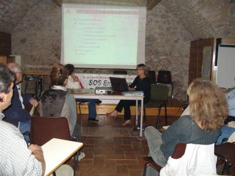 Assamblea SOS Empordanet 2008